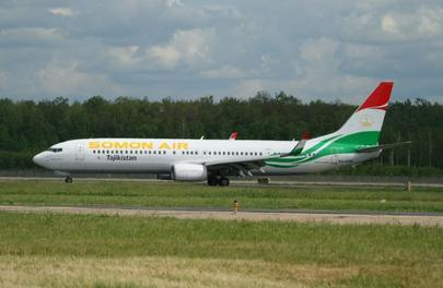 Somon Air is one of the few carriers in the CIS to be run by an expat top-executive