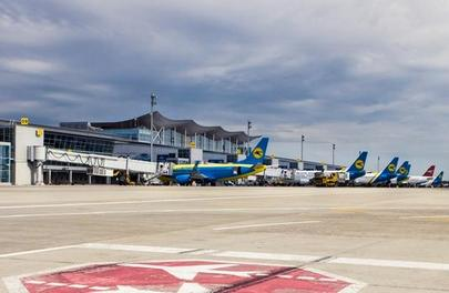 Boryspil's traffic in the first half-year 2016 grew 14% YOY
