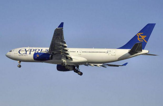 S7's Cypriot Subsidiary Charlie Airlines to Fly under Cyprus Airways Brand
