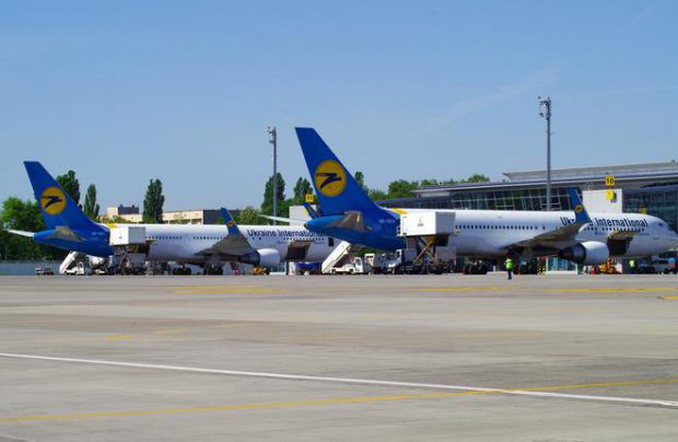 Ukraine International Airlines now has 19 Boeing 737-800s in its fleet