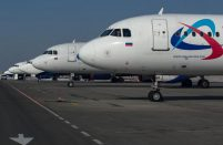 Russia's two major airines show growth against the fading market background