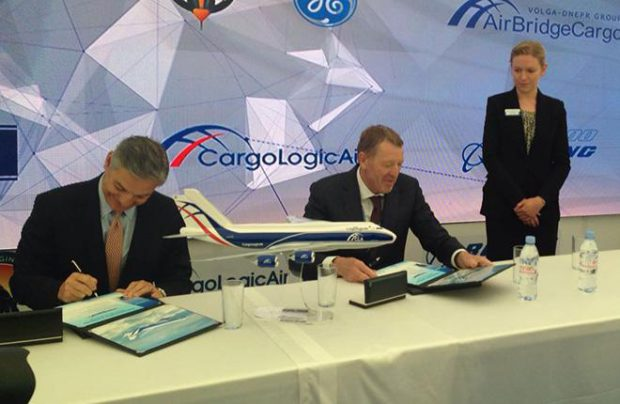 volga-dnepr agreement for boeing 747-8