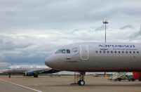 The new aircraft is the seventh A321 received by Aeroflot in August