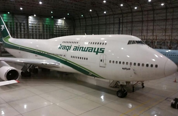 Iraqi Airways is VD Gulf's new customer for 747 MRO