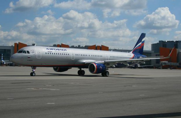 With the new aircraft Aeroflot's fleet counts 176