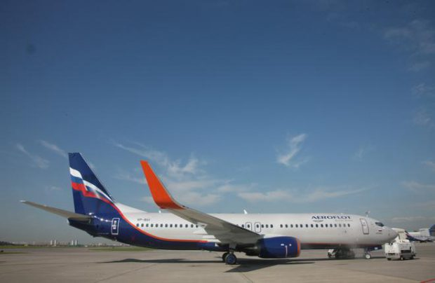 Russia's flagship carrier is steadily refreshing its fleet with factory-new Boeing 737NGs