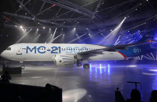 Russia's new generation narrow-body will be the first aircraft to be certificated by Russia's own authority, not the Interstate Aviation Committee
