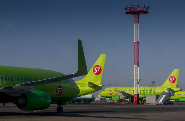 In July traffic of the carriers that make up the S7 Airlines Group increased 29.5% YOY, reaching 1.525 million passengers