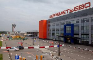 Russia's largest airport continues to increase its passenger traffic, despite a general decrease at the other airports in Moscow