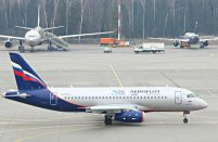 The largest growth of Aeroflot's passenger traffic was registered on international flights