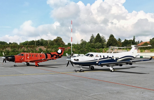 Russian on-demand operator trusted Swiss MRO with its fleet of ten Pilatus PC-12s