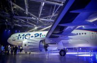 Russian authorities ave created a work group for coordinating certification of the MC-21 with their European piers