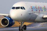 Currently Small Planet Airlines operates twenty-one A320 family aircraft