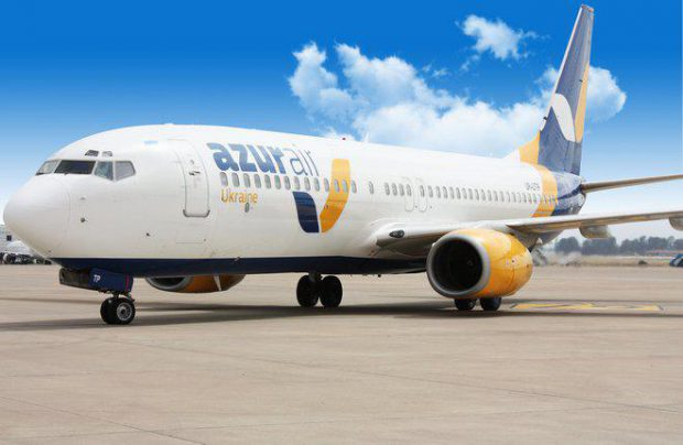 UTair remains the owner of Azur Air Ukraine despite earlier intentions to sell the assets to Anex Tour