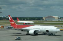 NordWind if one of the airlines which rushed to take advantage of the re-opened market