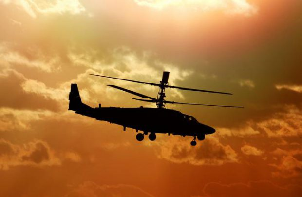 African customers generated the largest share of the Russian Helicopters' revenue