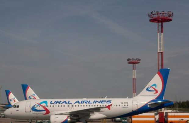 Ural Airlines' traffic continues growing against the general decline on the Russian market