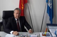 Kurmanbek Akyshev, new head of Kyrgyzstan Civil Aviation Agency