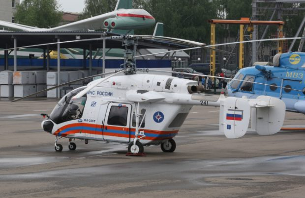 In the next nine years India will build 140 Ka-226Ts and receive 60 more from Russia
