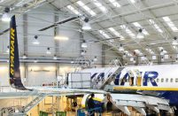Ryanair plans to invest up to €250,000 into its Lithuanian maintenance station (KAMS)