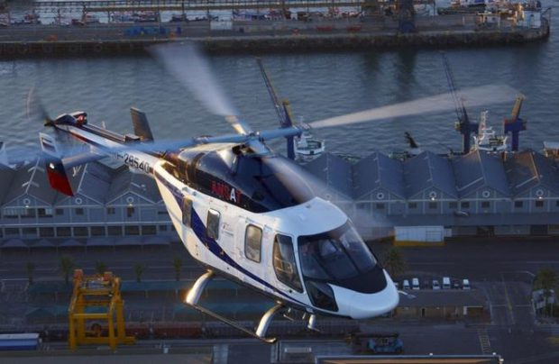 Ansat to get new rotor blades