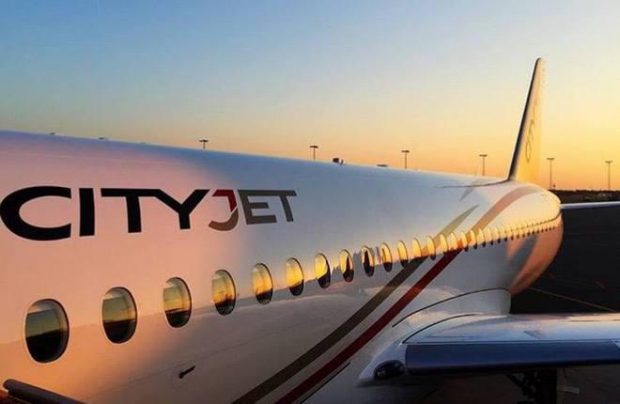 CityJet's SSJ 100s logged more than 1000 flight hours during the first five months of operation