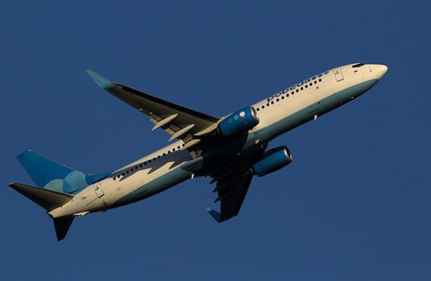 Pobeda is to receive five new Boeing 737-800 airliners (Photo by Leonid Faerberg / Transport-Photo.com)