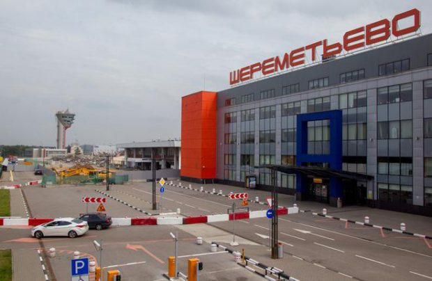 Sheremetyevo Airport's Terminal C currently handles the passengers of Russian carriers' international charters (Photo by Leonid Faerberg / Transport-Photo.com)