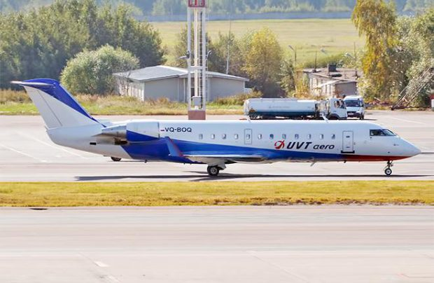 One of the two carriers is Kazan-based UVT Aero, which will operate Bombardier CRJ200