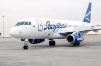 The fourth SSJ 100 in Yakutia's fleet is fitted out in the long-range version