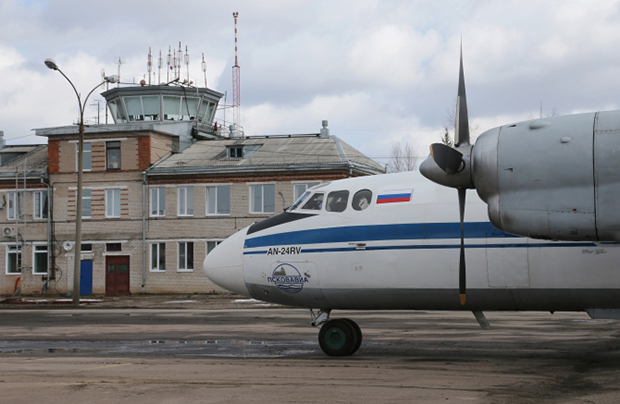 Pskovavia may only continue operations until December 7