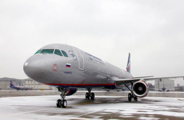 The new A321 in Aeroflot fleet was previously operated by the airline's major rival – Transaero