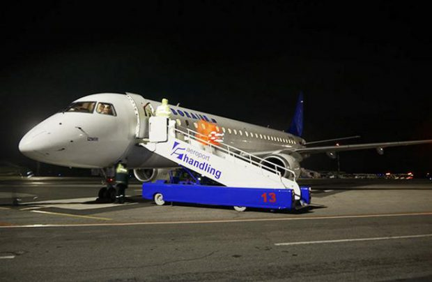 Moldovan carrier now operates three Embraer E190LR
