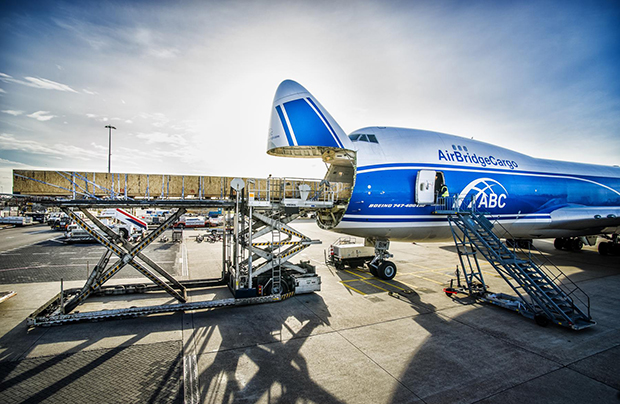 AirBrideCargo flew a total of 498,177 tonnes of airfreight in the first 10 months of this year