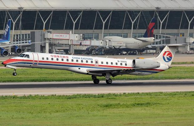 NRC buys Embraer ERJ145LRs which were previously operated by China Eastern Airlines