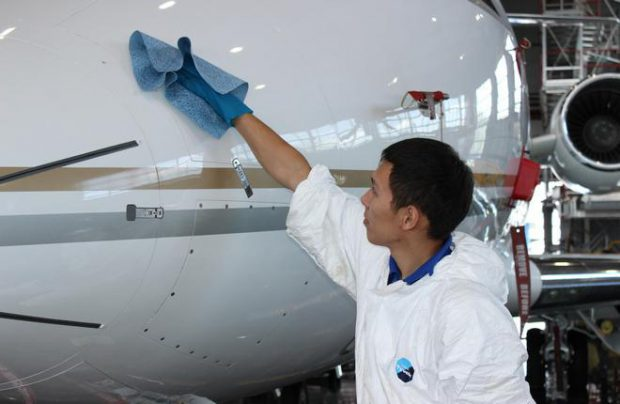 It will boost maintenance capabilities of the Kazakh carrier and enables to attract third party orders