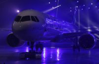 MC-21 prototype reaches power on stage