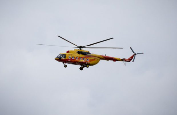 All four helicopters will be delivered to Rosneft's RN-Aircraft air unit