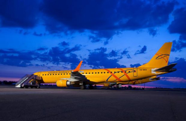 Saratov airlines has managed to achieve high utilization rate of their E195 fleet thanks to MSG-3 implementation