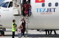 The revival of Kyrgyzstan domestic air transport business lies in the hands of private investors