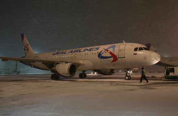 Ural Airlines carried 4.98 million passengers, a 17% improvement, between January and September