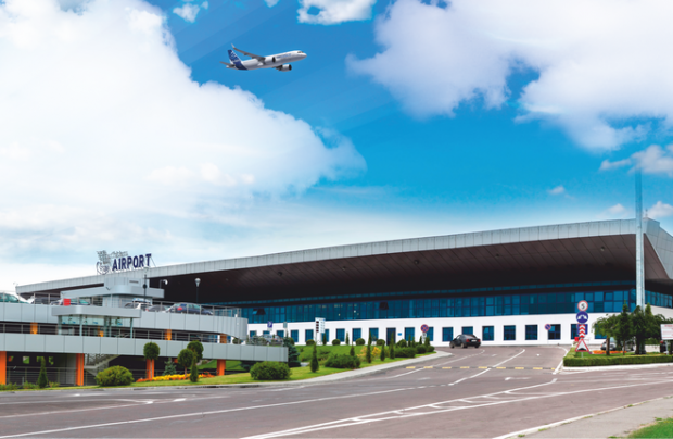 Chisinau airport is undergoing massive renovation at the hands of the new private managing company.