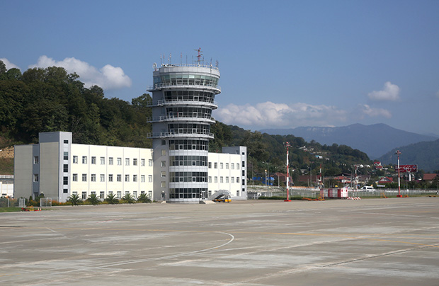 Sochi International Airport - Russian Aviation Insider