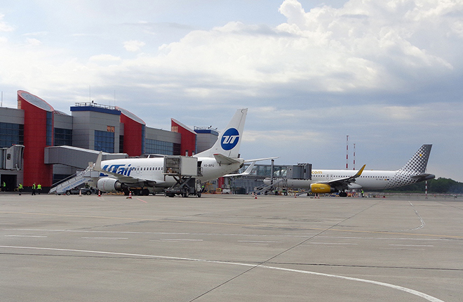 Kaliningrad Khrabrovo Airport - Russian Aviation Insider