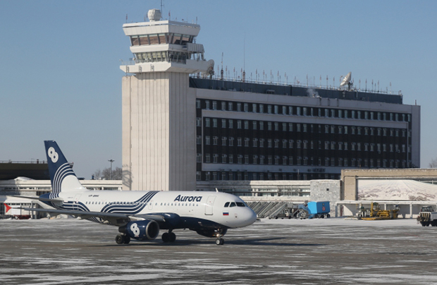 Khabarovsk Novy International Airport - Russian Aviation Insider