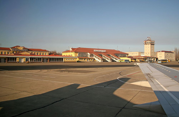 Krasnodar International Airport - Russian Aviation Insider