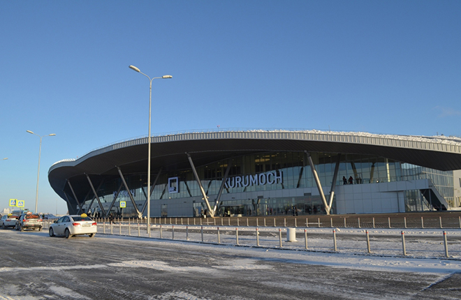 Samara Kurumoch International Airport - Russian Aviation News