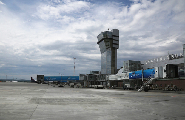 Koltsovo Ekaterinburgh International Airport - Russian Aviation Insider