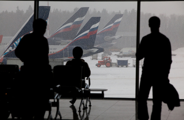 Russian airlines carried 6.5 million passengers in November