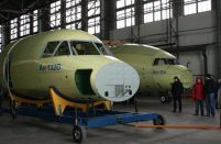 Antonov intends to completely replace Russian-made components (Photo by Antonov State Enterprise)